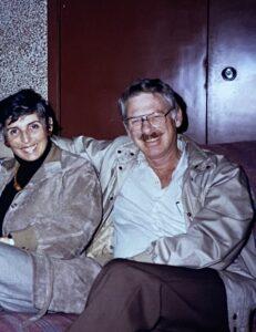 Peter e Susana Lowy